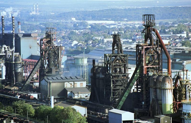 Les derniers Hauts fourneaux - Arcelor Mittal