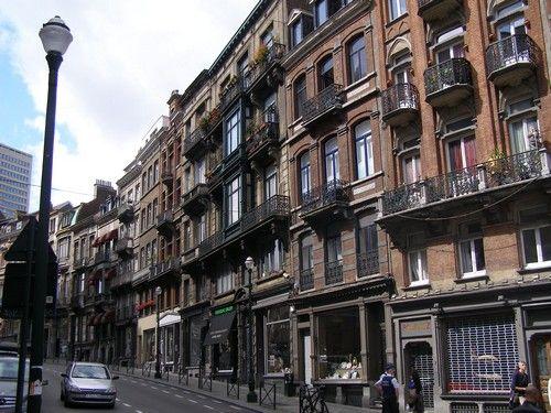 Quartier du Sablon - Bruxelles