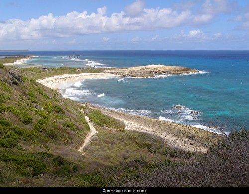 Pointe des Châteaux - Saint-François - Guadeloupe